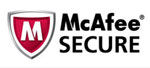 McAfee Secure for Web Sites